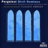 Claudio Abbado (Клаудио Аббадо): Pergolesi: Dixit Dominus, Salve Regina