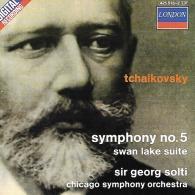 Chicago Symphony Orchestra (Чикагский симфонический оркестр): Tchaikovsky: Symphony No.5/Swan Lake Suite
