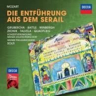 Sir Georg Solti (Георг Шолти): Mozart: Die Entfuhrung Aus Dem Serail