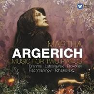 Martha Argerich (Марта Аргерих): Music For Two Pianos