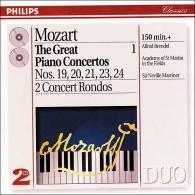Alfred Brendel (Альфред Брендель): Mozart: The Great Piano Concertos, Vol.1