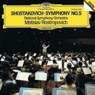 Мстислав Ростропович: Shostakovich: Symphony No.5