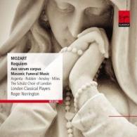 London Classical Players (Лондон Классикал Плеерс): Requiem. Ave Verum Corpus