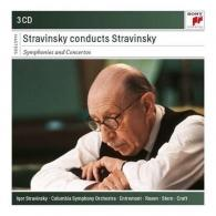 Igor Stravinsky (Игорь Фёдорович Стравинский): Stravinsky Conducts Stravinsky - Symphonies And Concertos