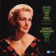 Elisabeth Schwarzkopf (Элизабет Шварцкопф): Vier Letzte Lieder
