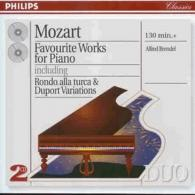 Alfred Brendel (Альфред Брендель): Mozart: Favourite Works for Piano