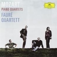 Faure Quartett: Mozart: Piano Quartets K 478 & 493