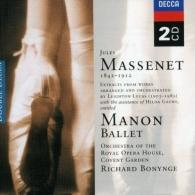 Richard Bonynge (Ричард Бонинг): Massenet: Manon - Complete Ballet