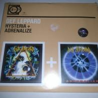 Def Leppard (Деф Лепард): Hysteria/ Adrenalize
