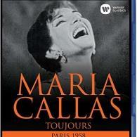 Maria Callas (Мария Каллас): Callas....Toujours, Paris 1958