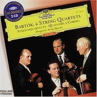 Hungarian String Quartet (Венгерский струнный квартет): Bart?k: 6 String Quartets