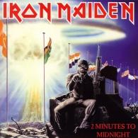 Iron Maiden (Айрон Мейден): 2 Minutes To Midnight