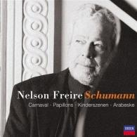 Nelson Freire (Нельсон Фрейре): Schumann: Carnaval