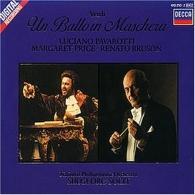 Luciano Pavarotti (Лучано Паваротти): Verdi:Un Ballo In Maschera