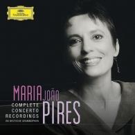 Maria Joao Pires (Мария Жуан Пиреш): Complete Concerto Recordings