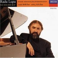 Radu Lupu (Раду Лупу): Schubert: Piano Sonatas Nos.13 & 21