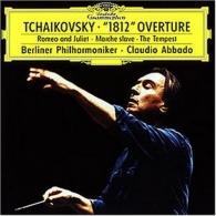 "Claudio Abbado (Клаудио Аббадо): Tchaikovsky: Ouverture ""1812"""