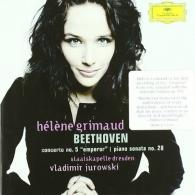 Helene Grimaud (Элен Гримо): Beethoven: Piano Conc.5, Son.28