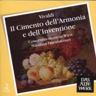 Nikolaus Harnoncourt (Николаус Арнонкур): Il Cimento Dell'Armonia E Dell'Inventione