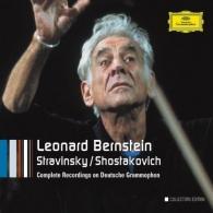 Leonard Bernstein (Леонард Бернстайн): Stravinsky, Shostakovich