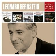 Leonard Bernstein (Леонард Бернстайн): Leonard Bernstein - Original Album Classic