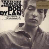 Bob Dylan (Боб Дилан): The Times They Are A-Changin'