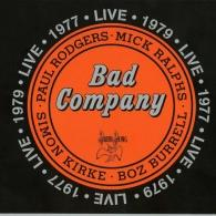 Bad Company (Бад Компани): Live In Concert 1977 & 1979