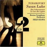 Seiji Ozawa (Сэйдзи Одзава): Tchaikovsky: Swan Lake