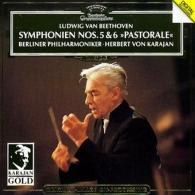 Herbert von Karajan (Герберт фон Караян): Beethoven: Symphony Nos.5 & 6