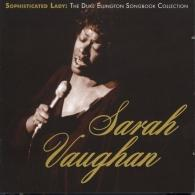 Sarah Vaughan (Сара Вон): Sophisticated Lady: The Duke Ellington Songbook Collection