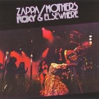 Frank Zappa (Фрэнк Заппа): Roxy & Elsewhere