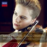 Julia Fischer (Юлия Фишер): Bruch & Dvorak Violin Concertos