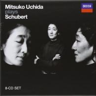 Mitsuko Uchida (Мицуко Утида): Uchida Plays Schubert