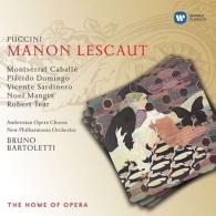 Montserrat Caballe (Монсеррат Кабалье): Manon Lescaut