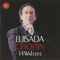 Jean-Marc Luisada (Жан Марк Люсиада): 14 Waltzes & 7 Mazurkas