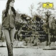 Alice Sara Ott (Элис Сара Отт): Tchaikovsky/ Liszt: First Piano Concertos