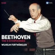 Wilhelm Furtwängler (Вильгельм Фуртвенглер): The 9 Symphonies