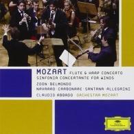 Claudio Abbado (Клаудио Аббадо): Mozart: Sinfonia Concertante For Winds