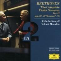 Yehudi Menuhin (Иегуди Менухин): Beethoven: Complete Violin Sonatas Vol.2