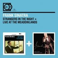 Frank Sinatra (Фрэнк Синатра): Strangers In The Night/ Live At The Meadowlands