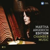 Martha Argerich (Марта Аргерих): Chamber Music