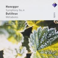 Charles Munch (Шарль Мюнш): Honegger : Symphony No.4 & Dutilleux : Metaboles