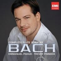 Emmanuel Pahud (Эммануэль Паю): Complete Sonatas For Flute And Harpsichord
