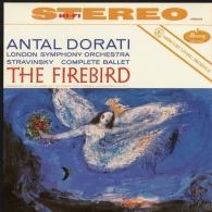Antal Dorati (Антал Дорати): Stravinsky: The Firebird