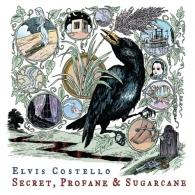 Elvis Costello (Элвис Костелло): Secret, Profane And Sugarcane