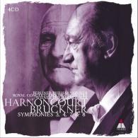 Nikolaus Harnoncourt (Николаус Арнонкур): Symphonies 3 Nowak, 4, 7, 8 Nowak