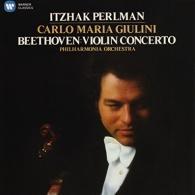 Itzhak Perlman (Ицхак Перлман): Violin Concerto - Perlman, Giulini/Philharmonia