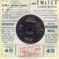 Cliff Richard (Клифф Ричард): Rare B-Sides 1963-1989