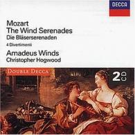 Christopher Hogwood (Кристофер Хогвуд): Mozart: The Wind Serenades