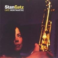 Stan Getz (Стэн Гетц): Cafe Montmartre